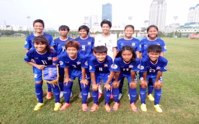 การแข่งขัน AFC Girls Regional Football Championship Vietnam 2015‏